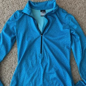 Nike Pro Dri-Fit Half Zip Pull Over